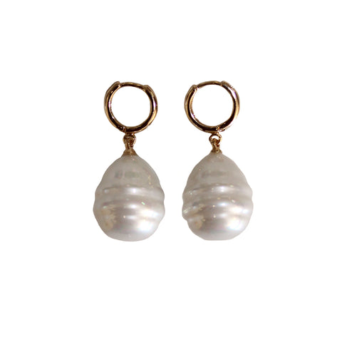 SUSANA PEARL DROP EARRINGS