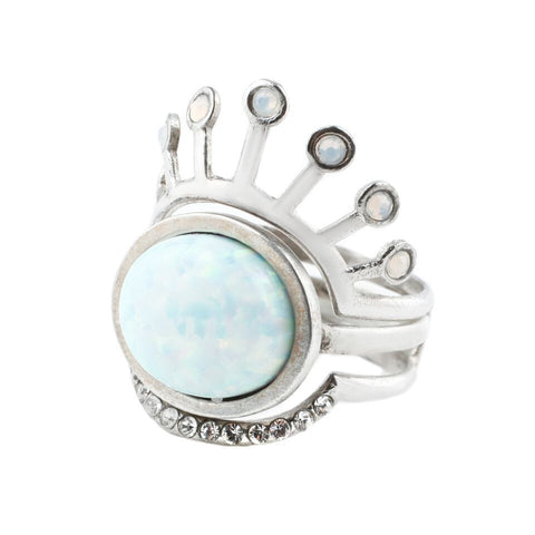 Bloom Ring Set (view more colors)