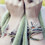 Sunshine Daydream Cuff (view more colors) -  - The 2 Bandits - 2