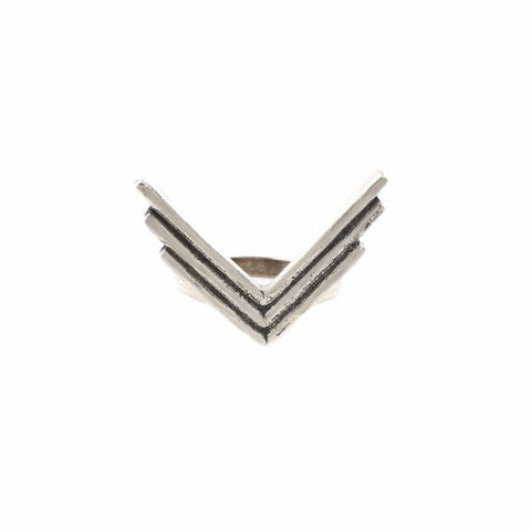 Triple Arrow Ring (View More Colors)