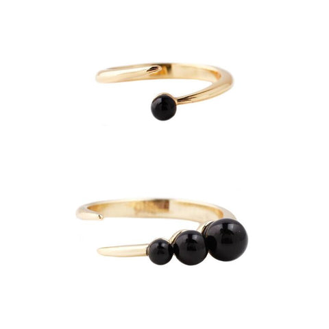 Moonlight Drive Ring Set (view more colors)