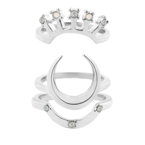 Dawn Ring Set (view more colors)
