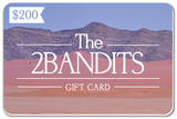 Gift Card -  - The 2 Bandits - 6