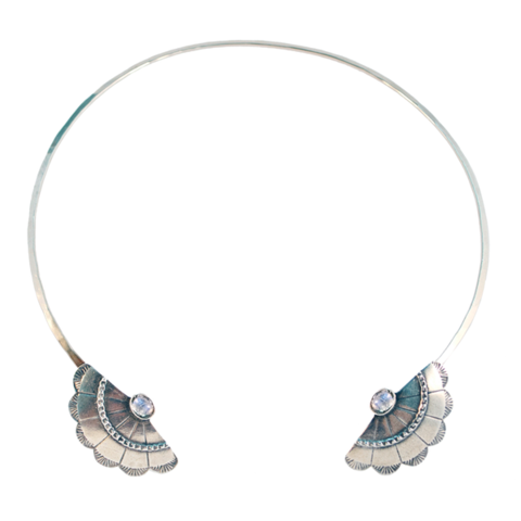 Concho Wing Open Collar (view more colors)