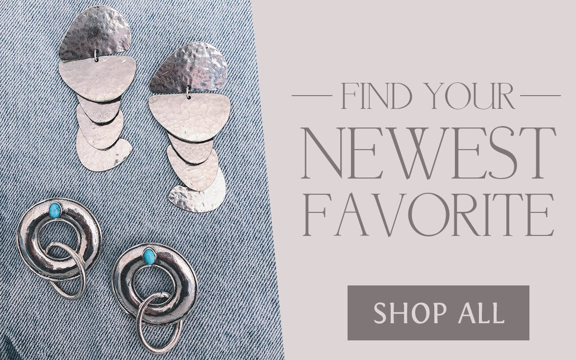 shine in silver - shop now