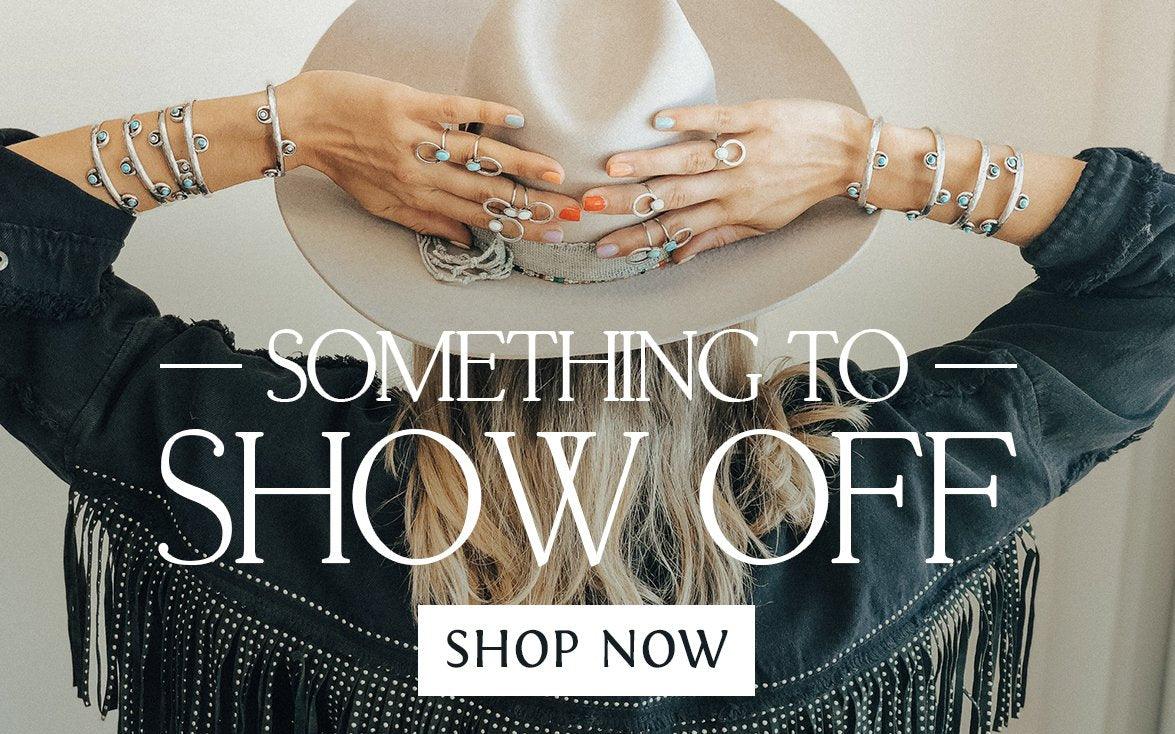 show them off - shop rings