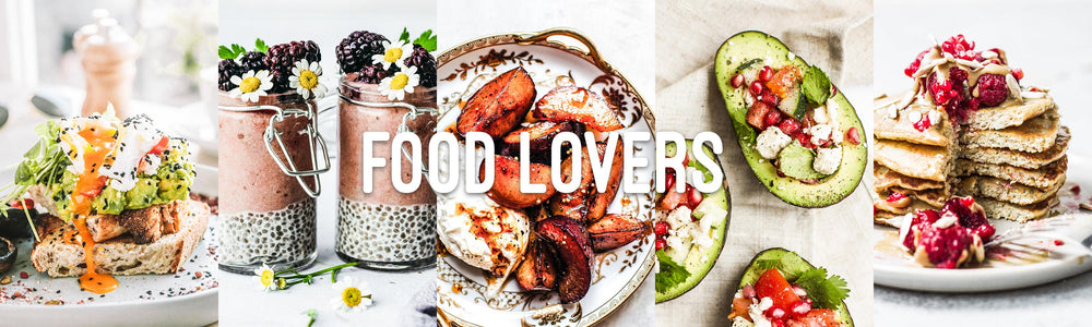 Food Lovers Lightroom Presets For Mobile And Desktop