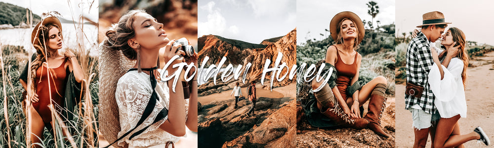 Lightroom Presets Golden Honey