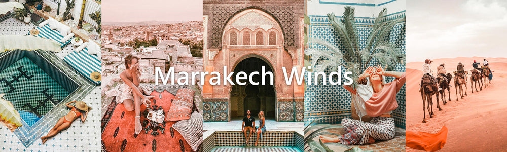 Marrakech Winds Lightroom Presets For Mobile And Desktop