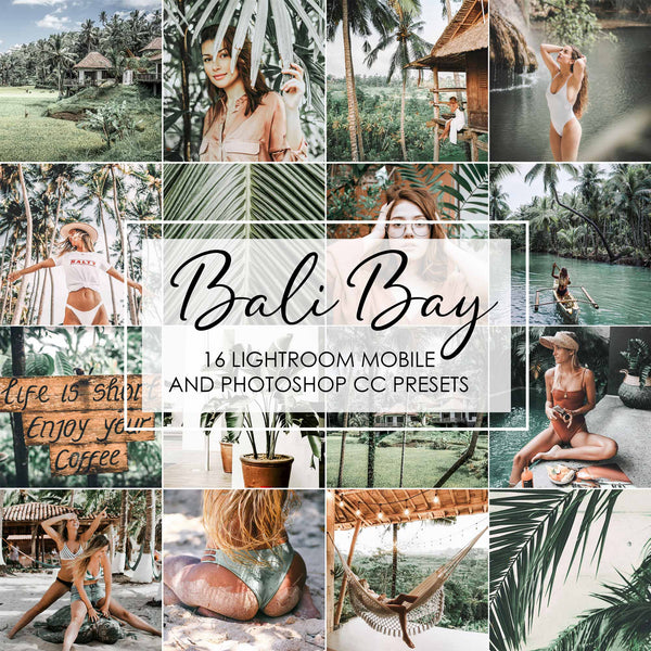 Bali Lightroom Presets For Mobile And Desktop