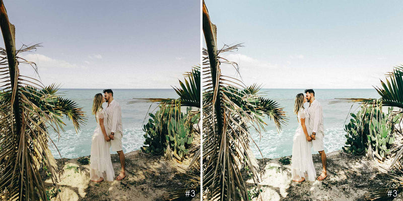 Beach Wedding Presets For Adobe Lightroom And Photoshop Filters
