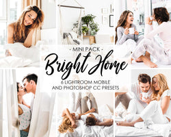 Bright Home Real Estate Presets For Lightroom Mobile And Photoshop