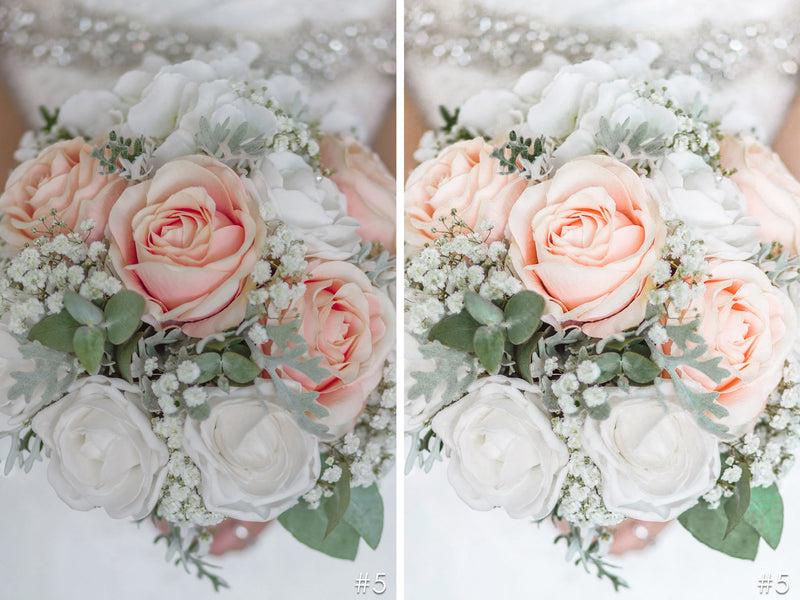 Bright Wedding Lightroom Presets For Your Special Day