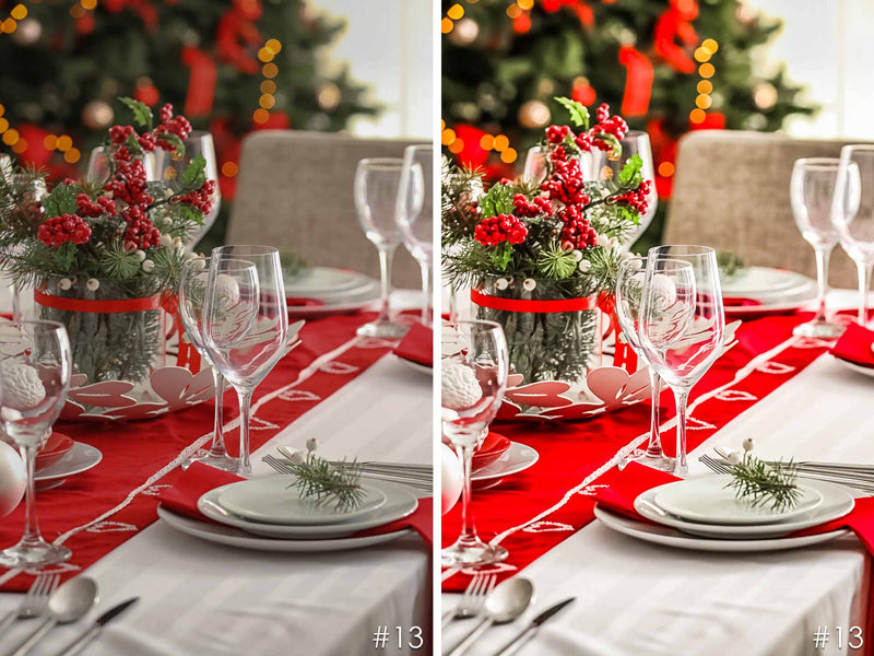 Christmas Eve Presets For Lightroom CC and Photoshop