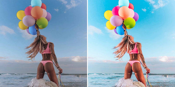Color Pop Lightroom Preset For Vibrant Photos