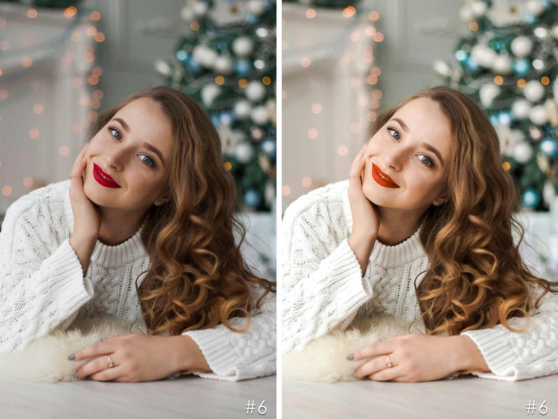 Cozy Christmas Presets For Adobe Lightroom