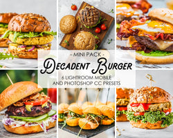 Fast Food Presets For Lightroom And Photoshop