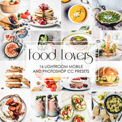 Food Lovers Lightroom Presets For Tasty Food