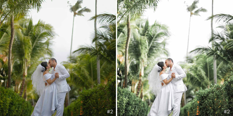Green Wedding Presets For Lightroom And Photoshop CC