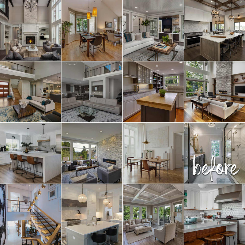 Home Interior Real Estate Presets For Lightroom Classic And Mobile