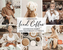 Iced Coffee Presets For Adobe Lightroom And Photoshop CC