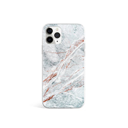 iPhone Case, Marble iPhone 11 Pro Case, Silicone iPhone Case, Marbled Abstract Case