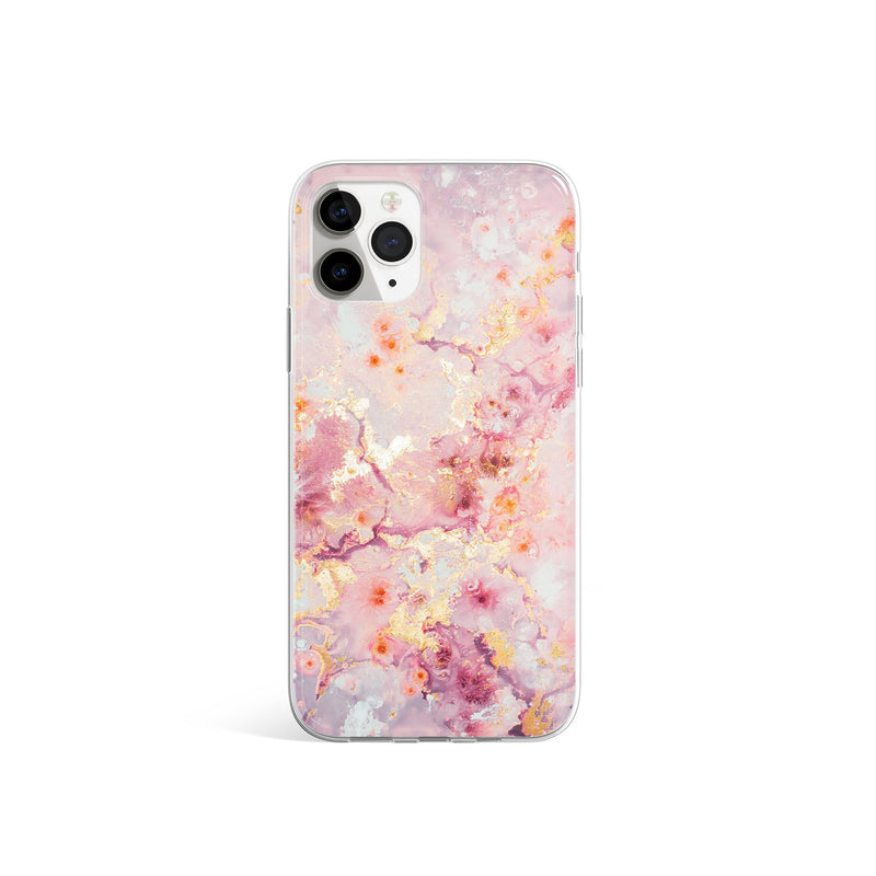 Mermaid Glitter - Marble Print iPhone Case, iPhone 11 Pro Max Case