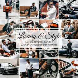 Luxury And Style Lightroom Presets For Mobile And Desktop