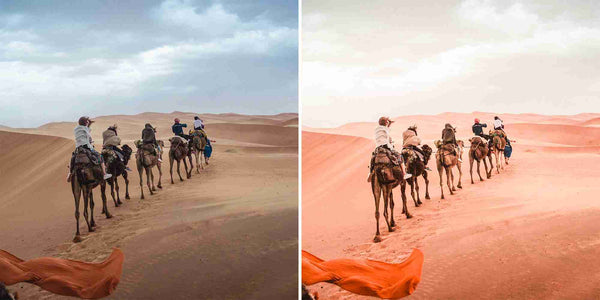 Marrakech Winds Presets For Adobe Lightroom Mobile And Photoshop Desktop
