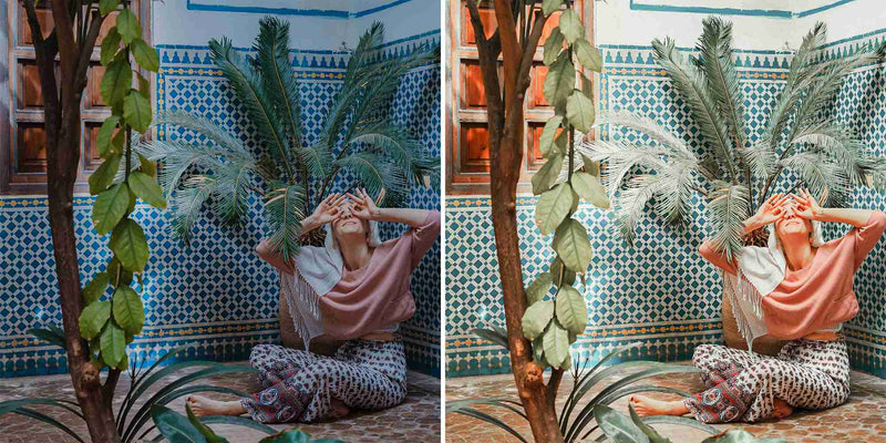 Marrakech Winds Lightroom Presets For Travel Bloggers