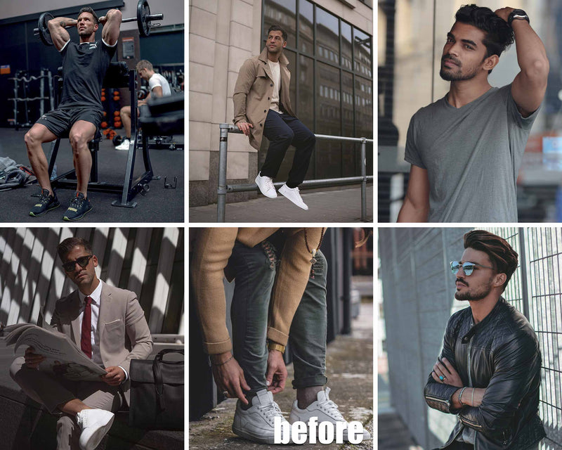 Mens Lifestyle Presets For Photoshop And Lightroom