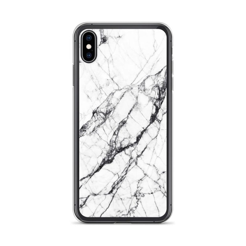 Silicone Case Moon River - Marble Print iPhone Case, iPhone 11 Pro Max Case