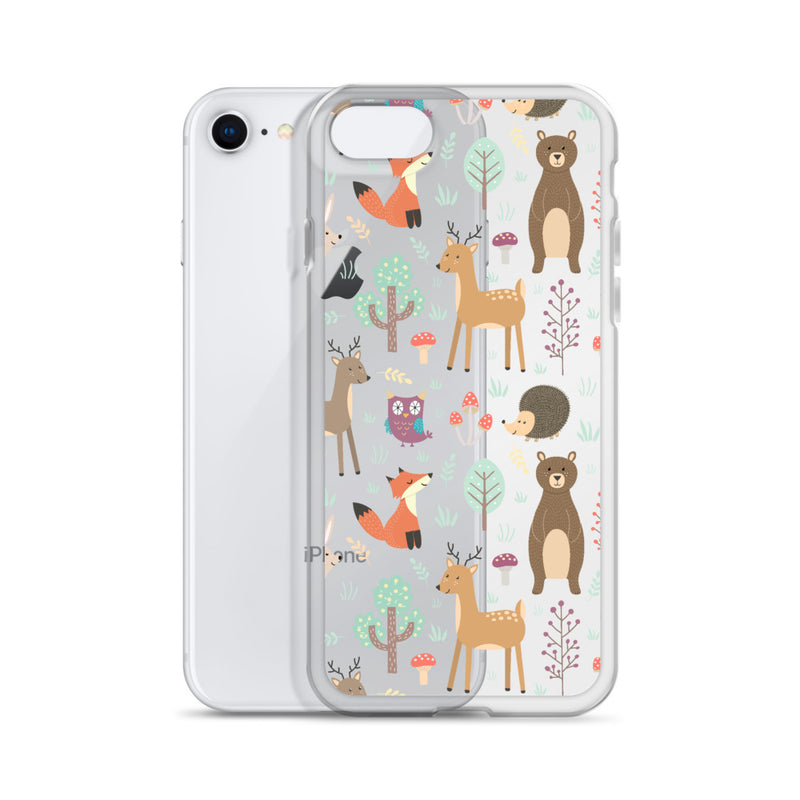 Forest Friends - Silicone Case