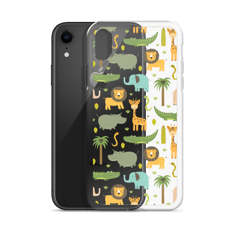 Happy Zoo - Silicone Case