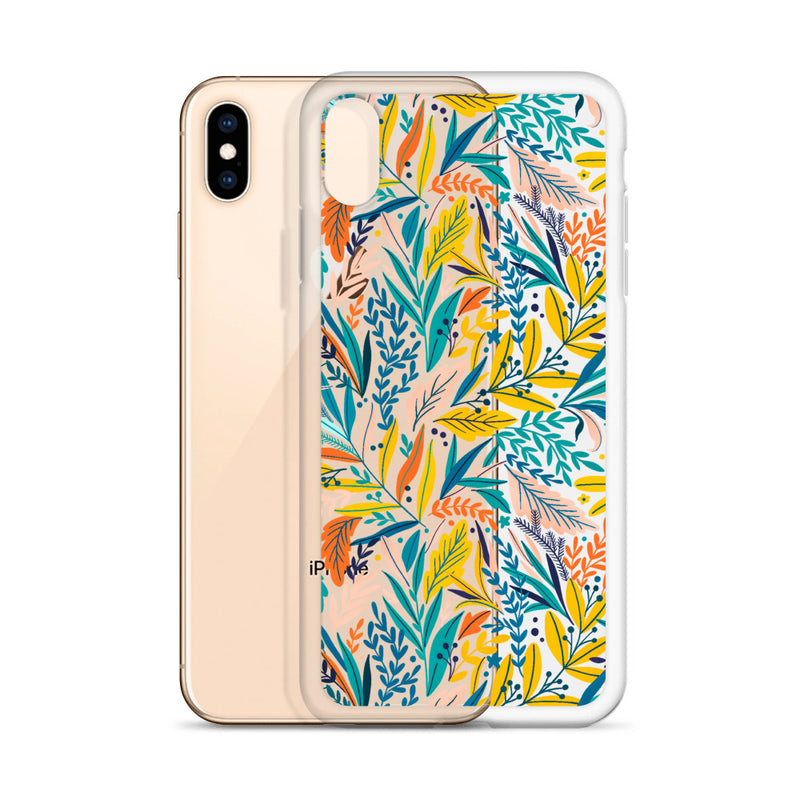 Colorful Forest - Silicone Case