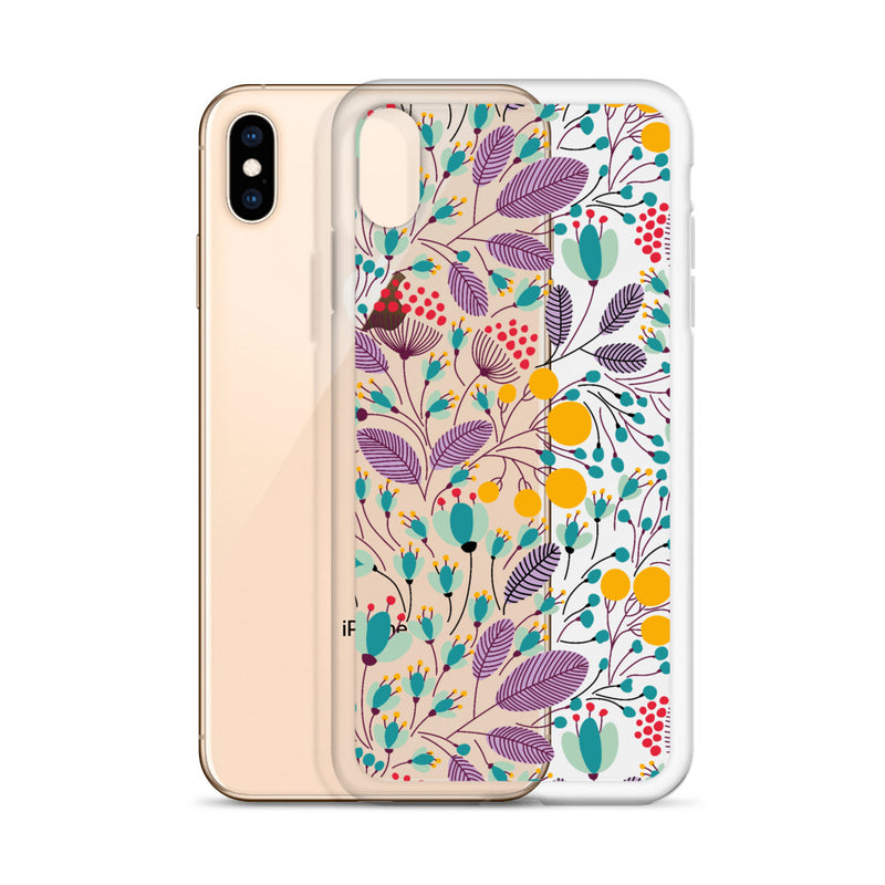 Purple Grove - iPhone Case