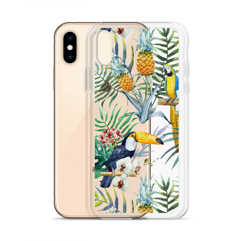 Tropical Adventure - Silicone Case