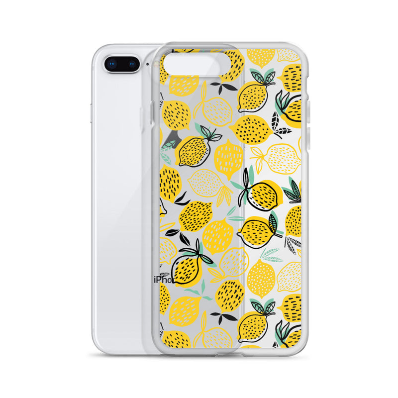 Summer Lemonade - Silicone Case