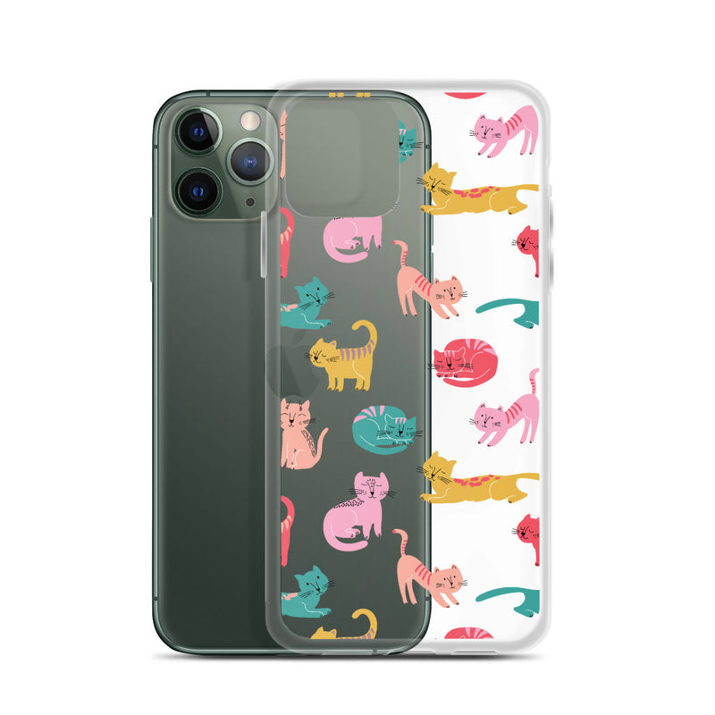 Yoga Cats - Silicone Case
