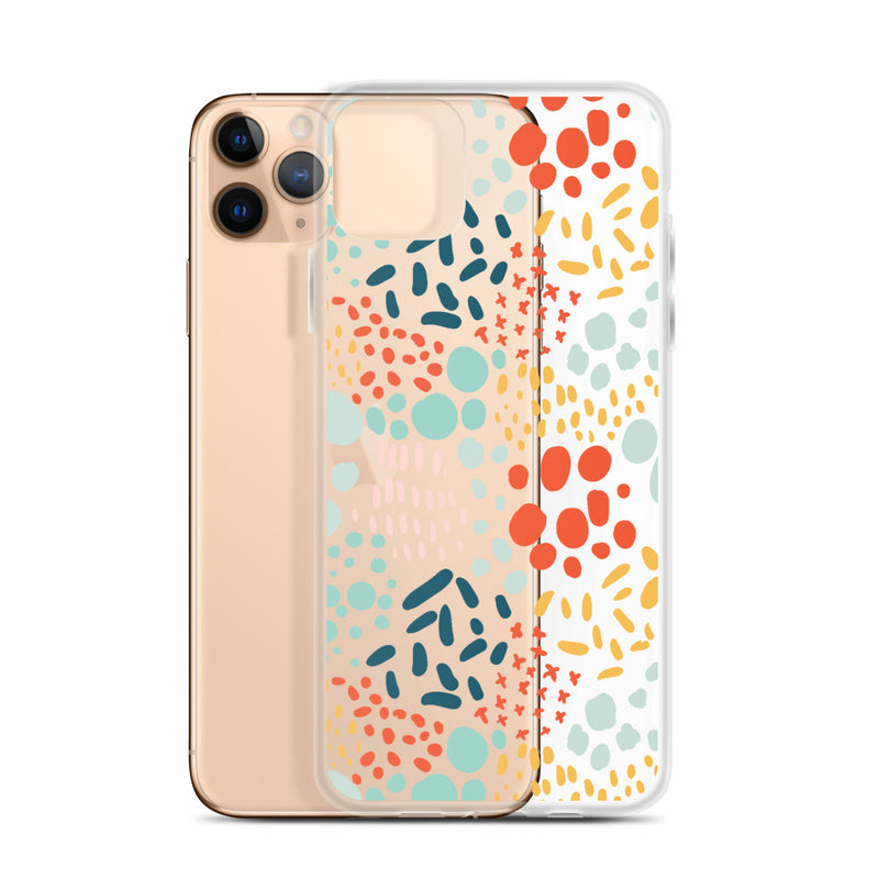 Happy Dots - Silicone Case