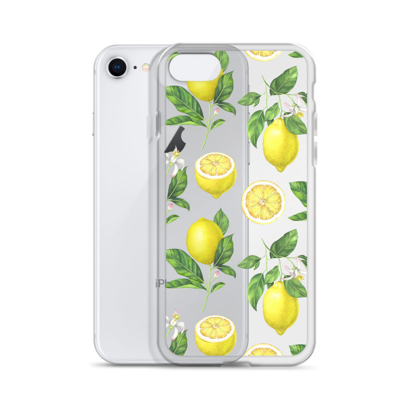 Lemon Orchard - Silicone Case