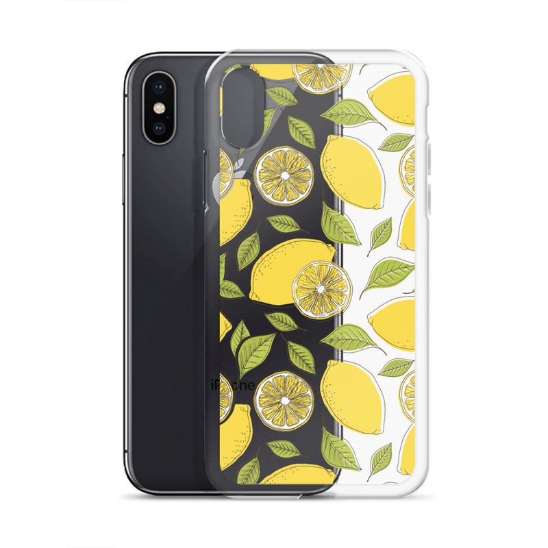 Lemon Flavor - Silicone Case