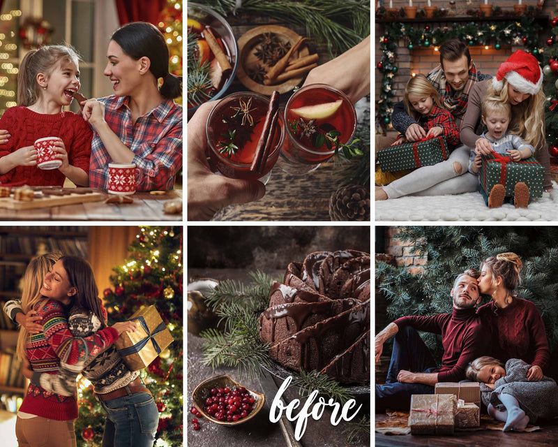 Mulled Wine Presets For Christmas Holiday And Lightroom CC