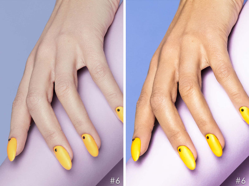 Nail Art Beauty Salon Lightroom Mobile Presets and Photoshop Presets