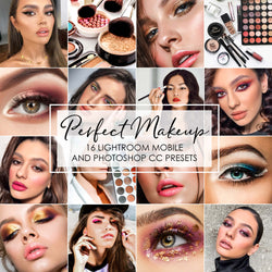Perfect Makeup Lightroom Presets For Beauty Salon Makeup Artists