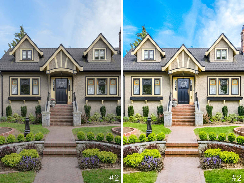 Real Estate Lightroom Presets For iPhone and Desktop
