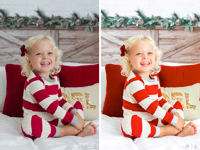 Santa's Elves Christmas Presets For Lightroom And Photoshop