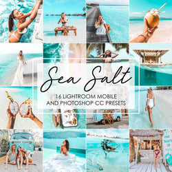 Sea Salt Lightroom Presets For Mobile And Desktop