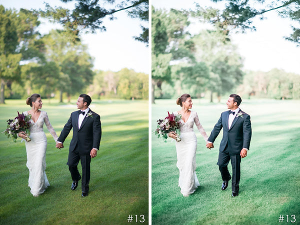 Spring Wedding Best Lightroom Presets For Wedding Photography