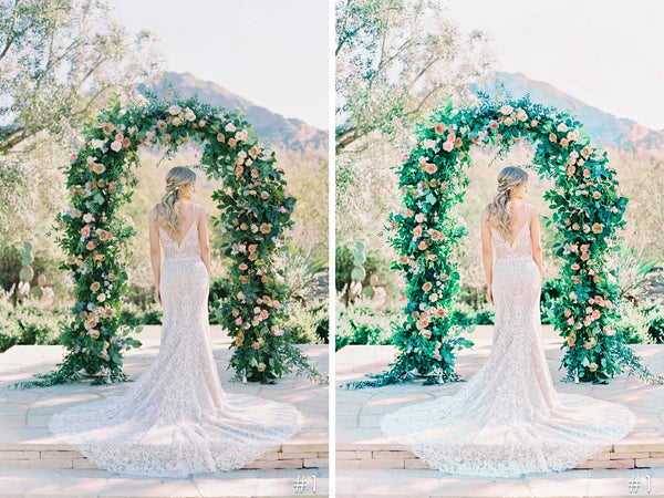 Spring Wedding Presets For Lightroom And Photoshop